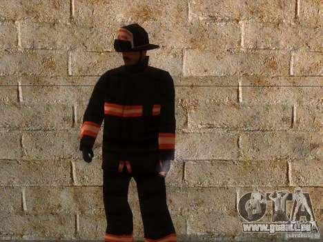 Realistische Feuerwache in SF v2. 0 für GTA San Andreas zweiten Screenshot