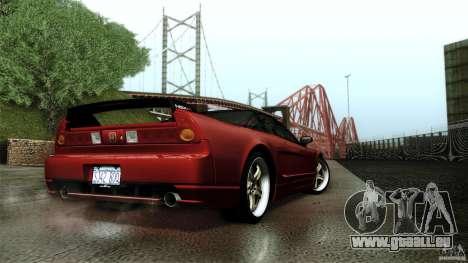 Honda NSX-R 2005 pour GTA San Andreas laissé vue
