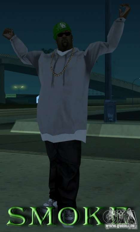 Mod pack by Grove v.1 für GTA San Andreas fünften Screenshot