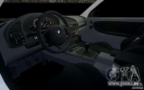 BMW M3 E36 v1.0 für GTA 4 Seitenansicht