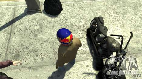 Energy Drink Helmets pour GTA 4 huitième écran
