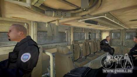 HEMTT Phalanx Oshkosh pour GTA 4 est un droit