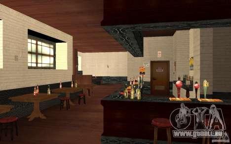 Eine neue Bar in Gantone v. 2 für GTA San Andreas sechsten Screenshot