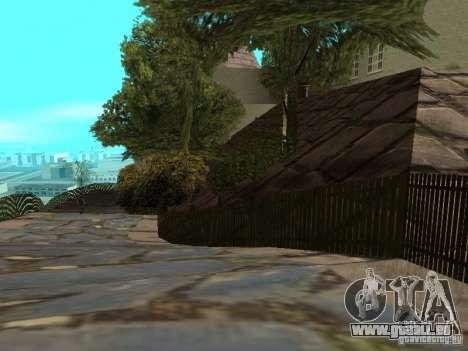 Stone Mountain pour GTA San Andreas sixième écran