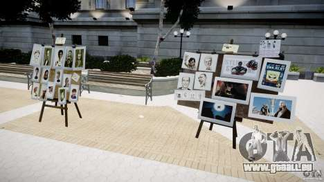 New Paint Artist für GTA 4