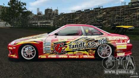 Toyota Soarer für GTA 4 linke Ansicht
