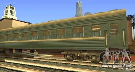 Mod de chemin de fer pour GTA San Andreas troisième écran