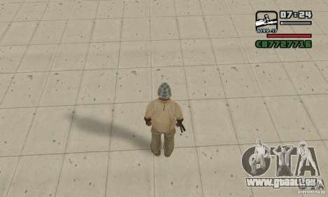 Euro money mod v 1.5 100 euros I für GTA San Andreas zweiten Screenshot