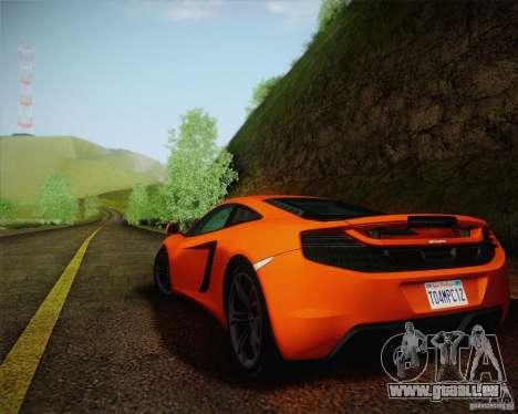 ENBSeries by ibilnaz v 2.0 pour GTA San Andreas cinquième écran