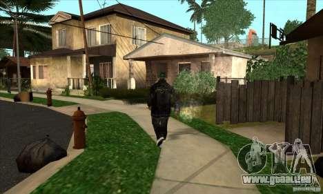 Grove Haut 1 Reihen für GTA San Andreas zweiten Screenshot