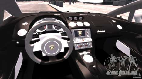 Lamborghini Gallardo LP 560-4 DUB Style für GTA 4 rechte Ansicht