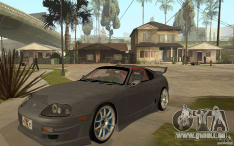 Toyota Supra Rz The Bloody Pearl 1998 pour GTA San Andreas