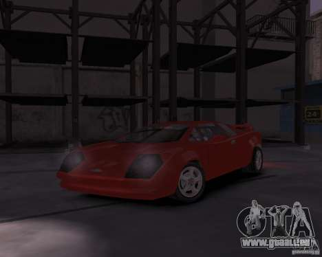 Infernus - Vice City für GTA 4