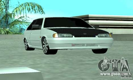 VAZ 2113 für GTA San Andreas rechten Ansicht