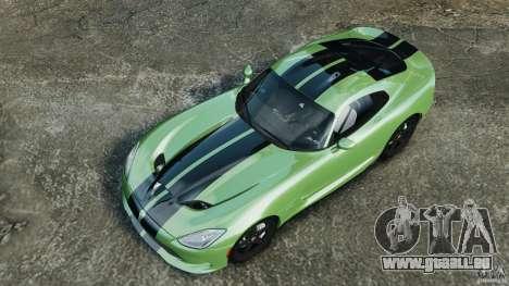 SRT Viper GTS 2013 für GTA 4