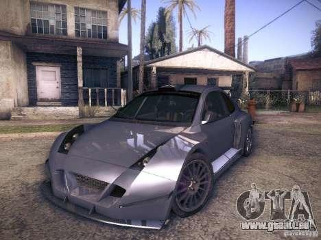 Colin McRae R4 für GTA San Andreas