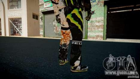 Ken Block Gymkhana 5 Clothes (Unofficial DC) für GTA 4 achten Screenshot
