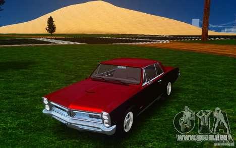 Pontiac GTO 1965 FINAL pour GTA 4