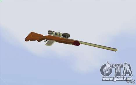 Low Chrome Weapon Pack pour GTA San Andreas neuvième écran
