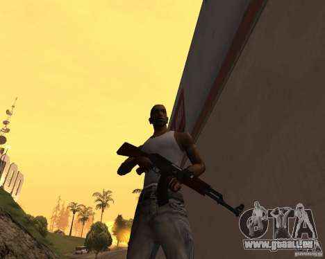 Guns Pack für GTA San Andreas