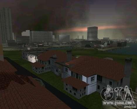 Retour à la future vallée de Hill pour GTA Vice City dixième écran
