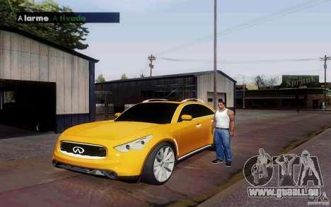 Alarme Mod v4.5 für GTA San Andreas dritten Screenshot