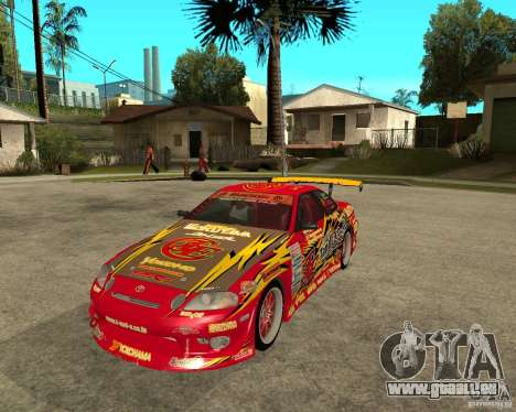 Toyota Soarer pour GTA San Andreas
