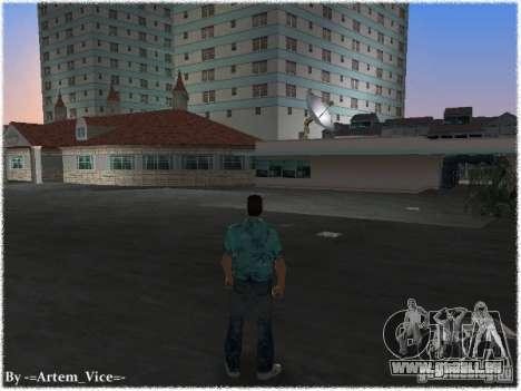 New Ocean Beach pour le quatrième écran GTA Vice City