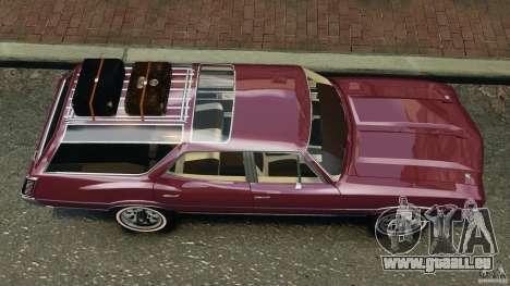 Oldsmobile Vista Cruiser 1972 v1.0 pour GTA 4 est un droit