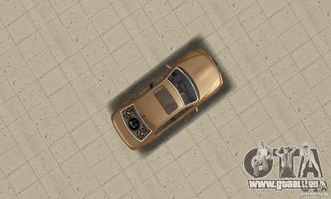 Lexus IS300 2005 pour GTA San Andreas vue de droite
