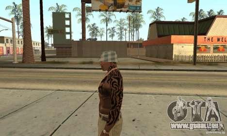 Tatu CJ für GTA San Andreas zweiten Screenshot
