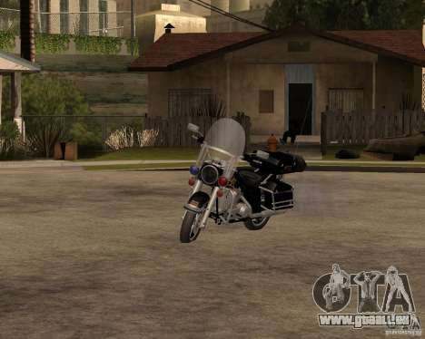 Harley Davidson Police 1997 für GTA San Andreas