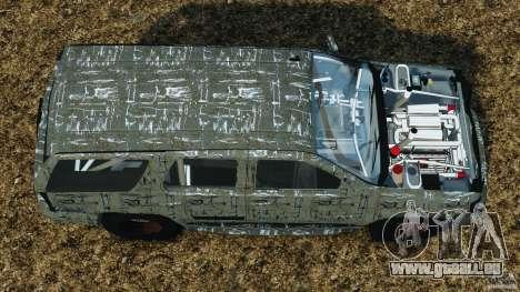 Chevrolet Tahoe 2007 GMT900 korch [RIV] für GTA 4 rechte Ansicht