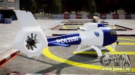 Eurocopter EC 130 Finnish Police pour GTA 4 est un côté