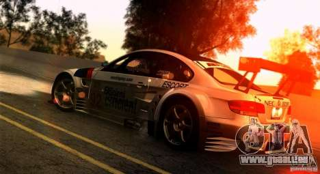 SA gline v4.0 Screen Edition für GTA San Andreas her Screenshot