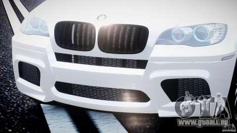 BMW X5M Chrome pour GTA 4