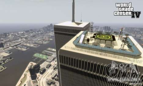 World Trade Center für GTA 4 siebten Screenshot