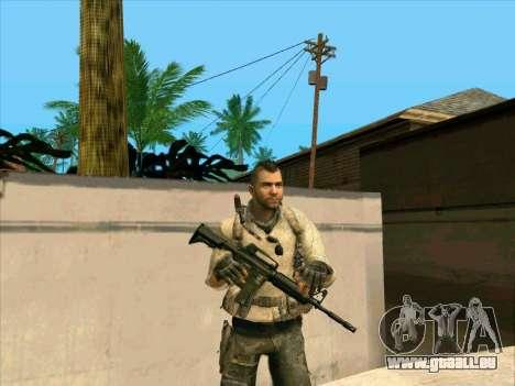 4 Un Mctavish pour GTA San Andreas