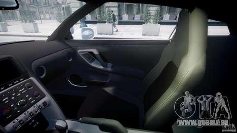 Nissan GTR R35 SpecV v1.0 pour GTA 4 est un côté