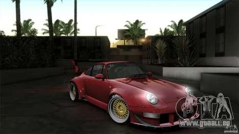 Porsche 993 RWB für GTA San Andreas