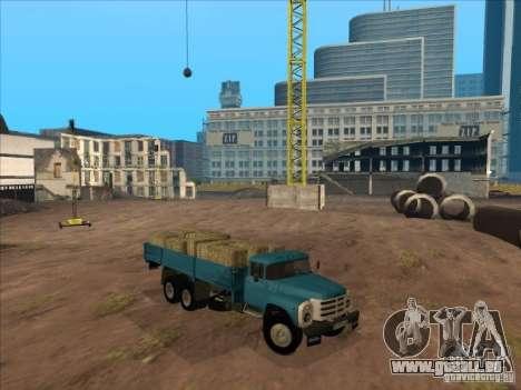 ZIL-133GÂ pour GTA San Andreas