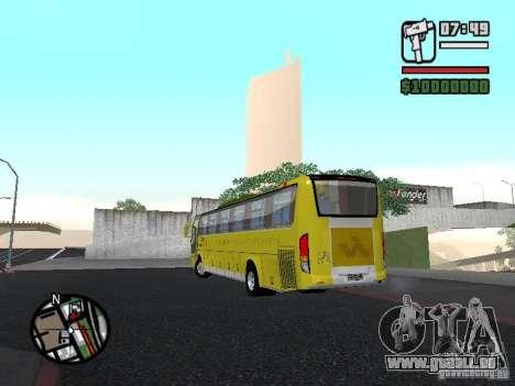 Busscar Vissta Bus für GTA San Andreas linke Ansicht