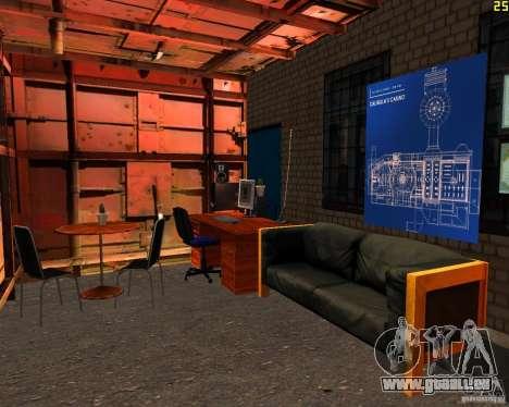 Maison à Anaheim pour GTA San Andreas quatrième écran