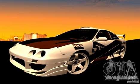 Acura Integra Type R pour GTA San Andreas vue de droite