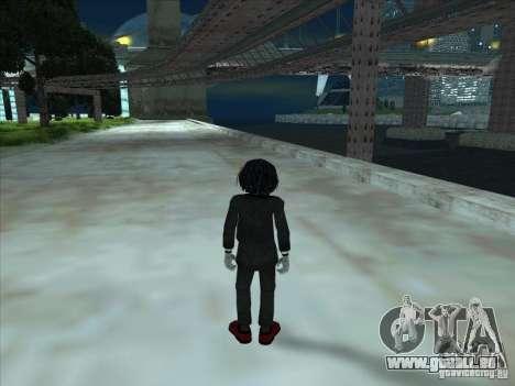 Saw für GTA San Andreas dritten Screenshot