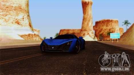 ENBSeries by egor585 für GTA San Andreas fünften Screenshot