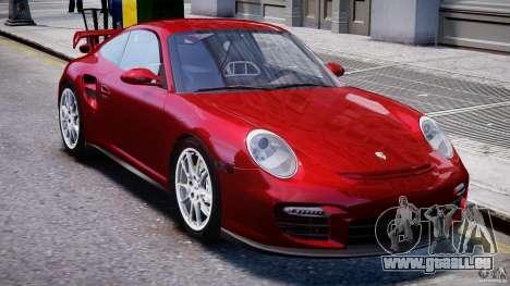 Posrche 911 GT2 für GTA 4 Innenansicht