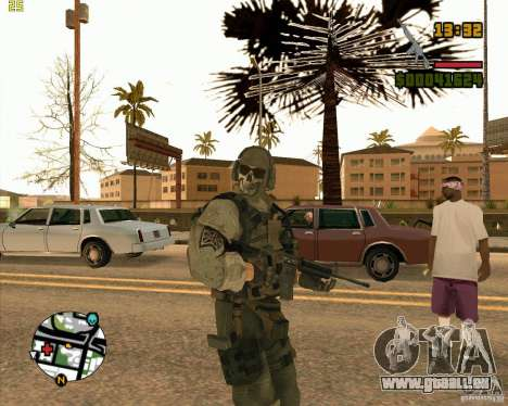 Ghost pour GTA San Andreas