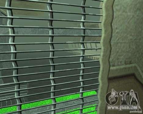Base du DRAGON pour GTA San Andreas sixième écran