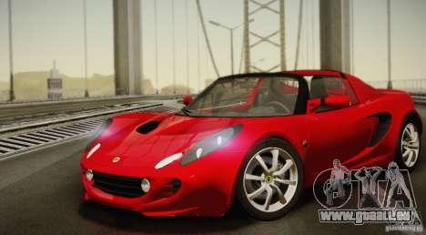 Lotus Elise 111s 2005 v1.0 für GTA San Andreas